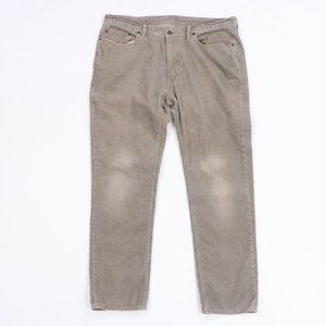 Vintage Ralph Lauren 38x30 Faded Corduroy Pants